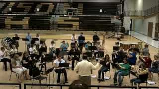 Carlisle Bison Combined Bands Spring 2012 Concert - Concerto for Triangle