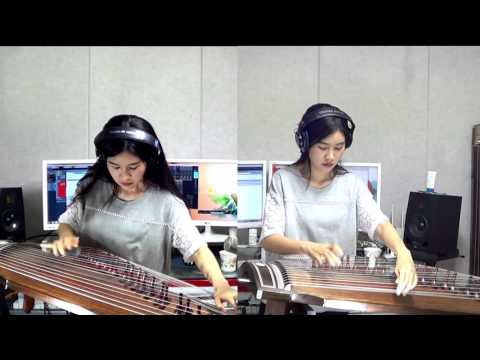 Sting-Shape of my heart Gayageum ver. by Luna Lee