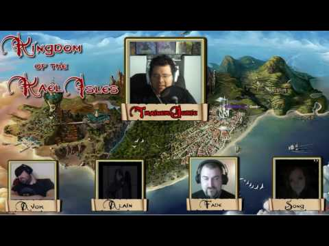 Kingdom of the Kael Isles Episode 15: Return to the World
