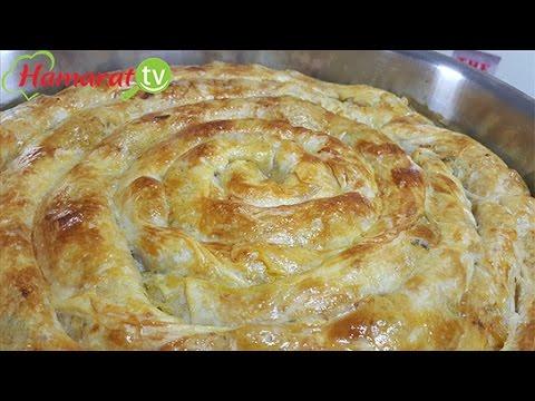 Çarşaf Böreği Tarifi ve Malzemeleri