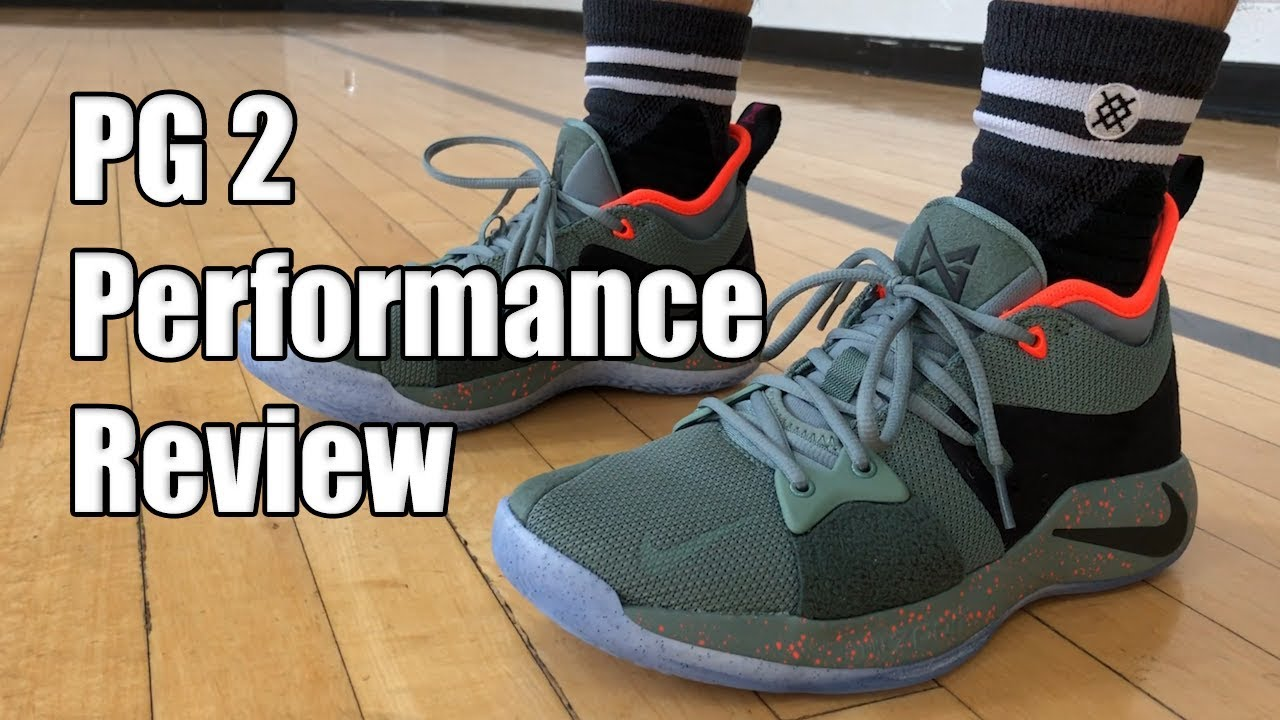 5841a31e1f5 Nike PG 2 Performance Review - YouTube