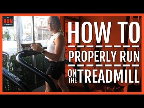 Treadmill Strategies for Indoor Running