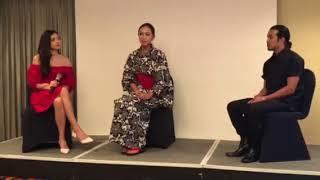Miss Hiro Nishiuchi full presscon 2018.