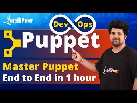 Puppet Tutorial for Beginners | Puppet Tutorial | Intellipaat