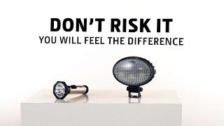 No arriesgue - Luces LED | John Deere ES