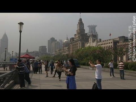 U svetu, Šangaj  11. maj 2017.