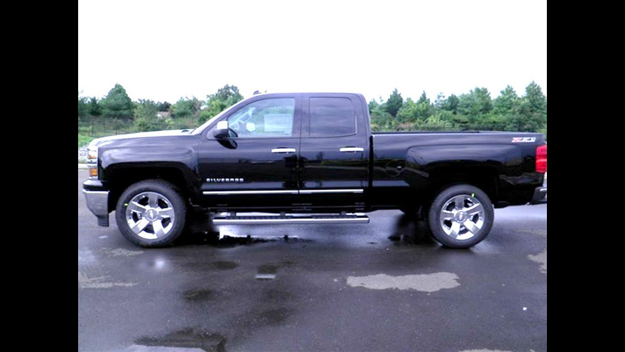 2014 CHEVROLET SILVERADO 1500 DOUBLE CAB LTZ TRIM Z71 4X4 OFF ROAD