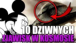 10 NAJDZIWNIEJSZYCH RZECZY W KOSMOSIE!