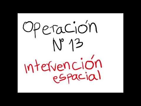 EXPERIMENTOS Y OPERACIONES DE ARTE ARTECÁMARA 2015