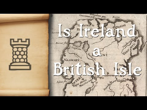 Is Ireland Part of the British Isles?