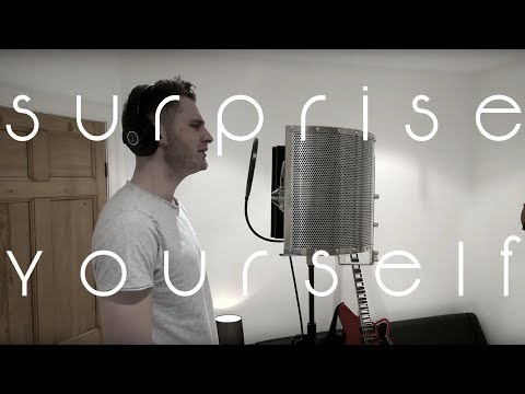 Surprise Yourself -  Jack Garratt (Kieron Smith Cover) HD