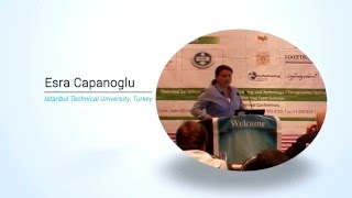 Esra Capanoglu | Food Technology-2015 | Conferenceseries LLC