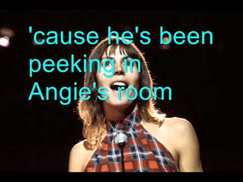 Helen Reddy   Angie Baby with lyrics
