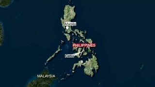 17 dead after Philippines ferry collides with cargo vessel