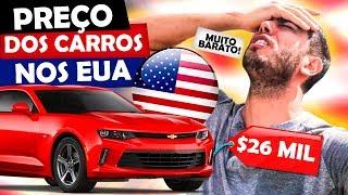 """Preço dos Carros nos EUA """"ABSURDO"""" - JONATHAN NEMER"""