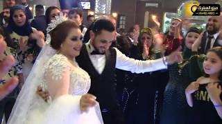 افراح المنصوره احمد عامل مرقص العريس و العروسه مع الكابيتانو حسام حسن