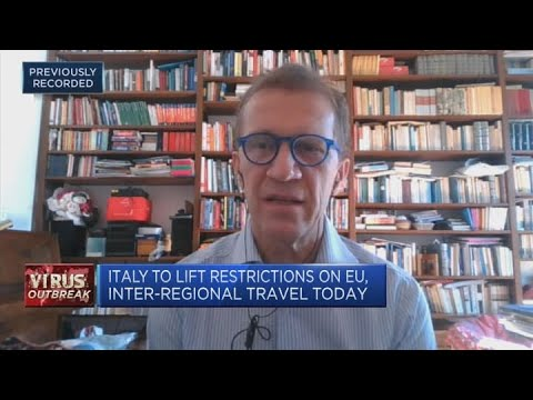 Expect Italian tourism to be back to normal by July, economics professor says
