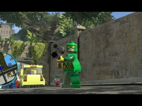 LEGO Marvel Super Heroes (PS4) - Hydra Agent Unlock + Free ...
