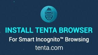 Tenta VPN Browser - Private & Encrypted thumbnail