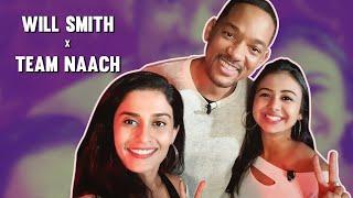 Will Smith X Team Naach | Aladdin