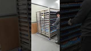 프코엔지니어링 훈제 구운계란기계