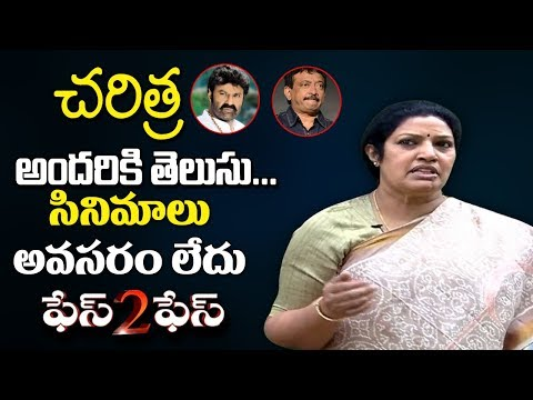 Daggubati Purandeswari Exclusive Interview || Face to Face || NTV