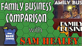 Family business card game review youtube 1046 reheart Image collections