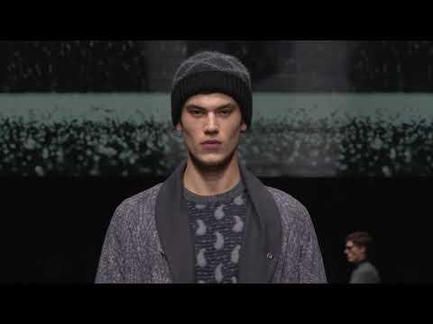 Giorgio Armani Fall Winter 2020-2021 Men's Fashion Show
