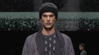 Giorgio Armani Fall Winter 2020-2021 Men's Fashion Show