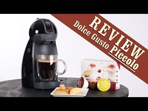 Dolce Gusto Piccolo - Exclusive Review