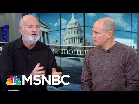 Director Rob Reiner On His New Film 'LBJ' And President Donald Trump Era  Morning Joe  MSNBC