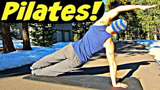 30 Min Intermediate Pilates Abs Workout - FULL Core Blasting Pilates Class #pilatesworkout