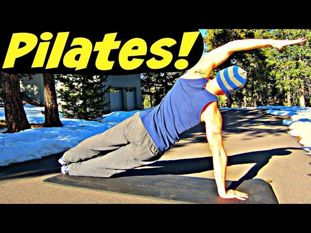 30 Min Intermediate Pilates Abs Workout - FULL Core Blasting Pilates Class #pilatesworkout