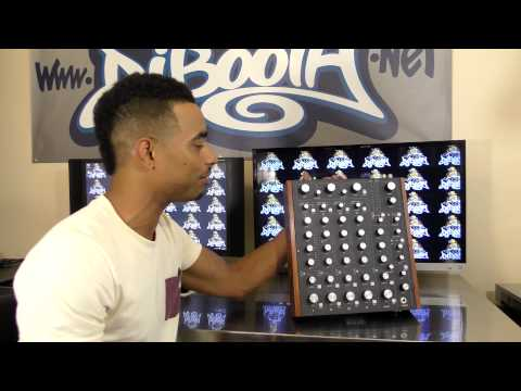 Rane MP2015 Rotary Mixer Unboxing Video