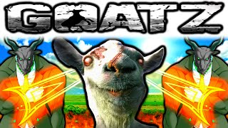 Goat Simulator: GoatZ; Zombie Survival - LAWN OF THE NOT LIVING