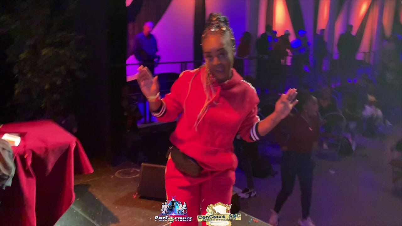 Ariel sheney - Sympa Dance Video - Ceecee Coco [At Performers Concours ABC 2019 Jury]