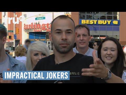 Impractical Jokers - Murr Meets Music Icon Yanni