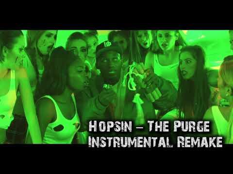 Hopsin - The Purge Instrumental Remake
