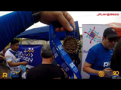 5k Run Rotary 2019 - Video Resumen