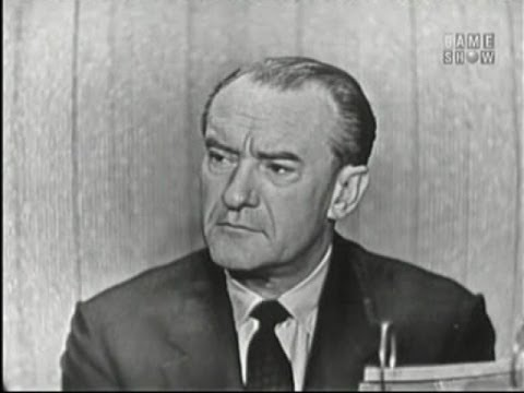 What's My Line?  Erle Stanley Gardner; George Sanders; Jim Backus panel Sep 15, 1957