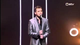 "Eesti Laul 2012 finaal: Ott Lepland - ""Kuula"""