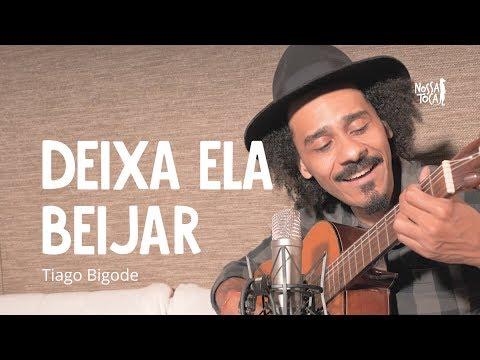 Deixa Ela Beijar - Matheus e Kauan e MC Kevinho Tiago Bigode cover acústico Nossa Toca
