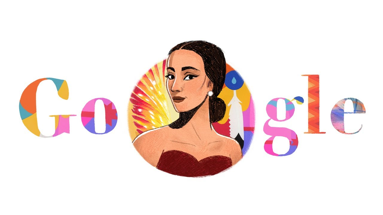 Maria Tallchief: Google Doodle celebrates American first major ...