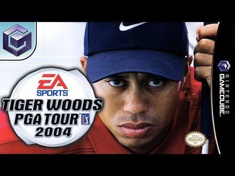 Longplay of Tiger Woods PGA Tour 2004