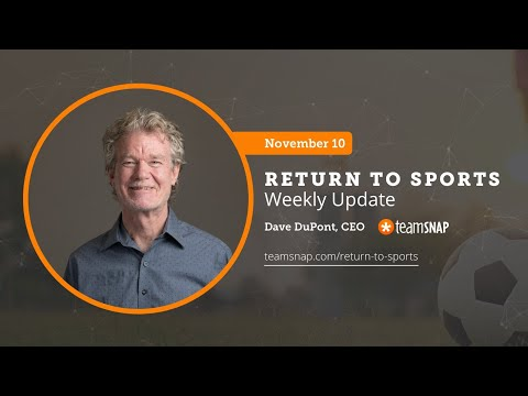 Return to Sports - Weekly Update | November 10