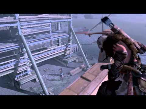 Assassin's Creed 3 -  Tyranny Of King Washington -- Official Betrayal Trailer [UK]