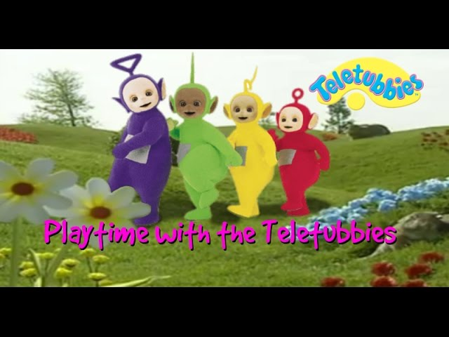 Teletubbies: Playtime with the Teletubbies (2017)