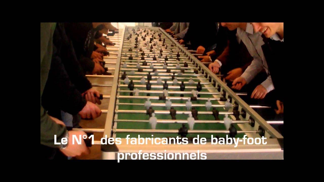 baby foot 11 vs 11