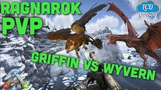 PvP Griffin vs Wyvern Ragnarok - LittleCornDogs Gaming