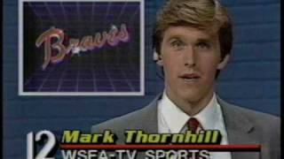 WSFA TV 6 O'CLOCK NEWS - 1985